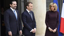 Lebanon's Saad Hariri arrives in Paris after refuting 'rumors and lies'