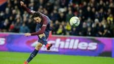 Cavani scores twice as PSG hammer Nantes