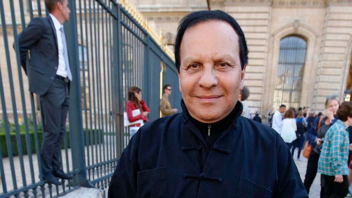 Tunisian-born fashion designer Azzedine Alaia, an iconoclast whose clingy dresses marked the 1980s and who dressed famous women from Hollywood to the White House, has died at age 77. (AP)