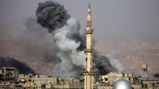 Syrian raids on rebel-held region kill 14 civilians