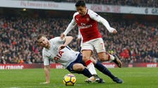 Arsenal beats Tottenham 2-0 to give Wenger bragging rights