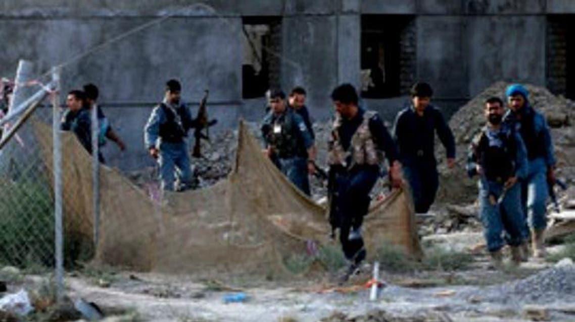 در نتیجه یک عملیات ویژه 41 تن از زندان طالبان در هلمند افغانستان آزاد شدند