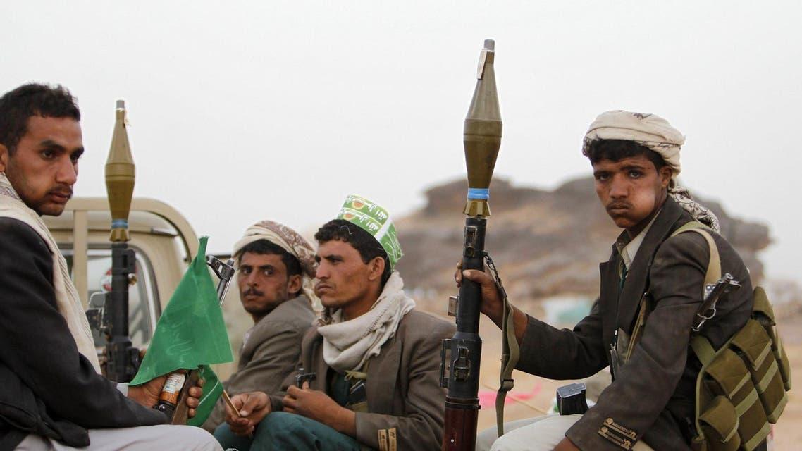 مسلحون حوثيون (ارشيفية)