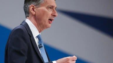 وزير مالية بريطانيا: لندن تواجه تأجيلا طويلا للبريكست