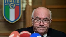 Italy boss Tavecchio resigns after World Cup elimination