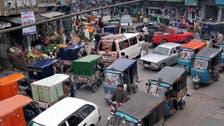 Twenty killed as truck topples onto van in Pakistan's Sindh province