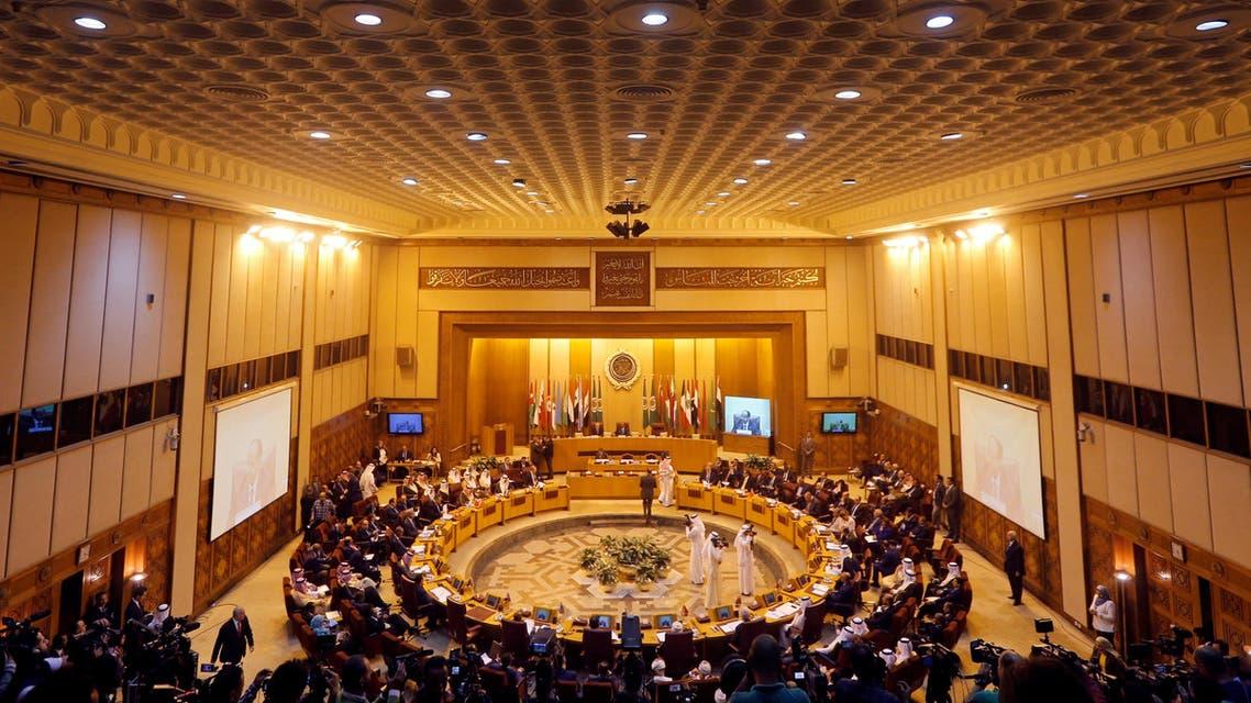 جامعة الدول العربية القاهرة