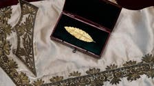 Gold leaf from Napoleon's crown fetches $735,000