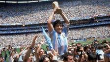 نابولي يواجه روما بقميص الأرجنتين تكريماً لمارادونا