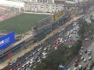 أمطار وثلوج توقف الحركة المرورية بمصر.. وإغلاق ميناءين