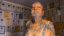 Indian with 500 tattoos wants his 'dead body' displayed in museum
