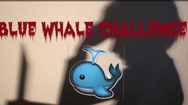 نتيجة بحث الصور عن لعبة الحوت الازرق
