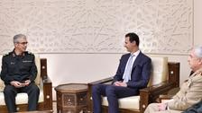 ایران اور بشار کے بیچ اسلحہ کارخانوں اور پاسداران کی بقاء کے معاہدے
