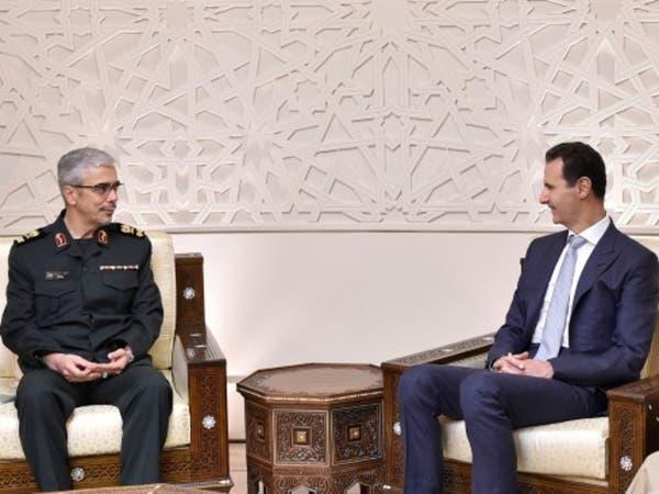 اتفاقيات إيران والأسد.. مصانع أسلحة وبقاء الحرس الثوري