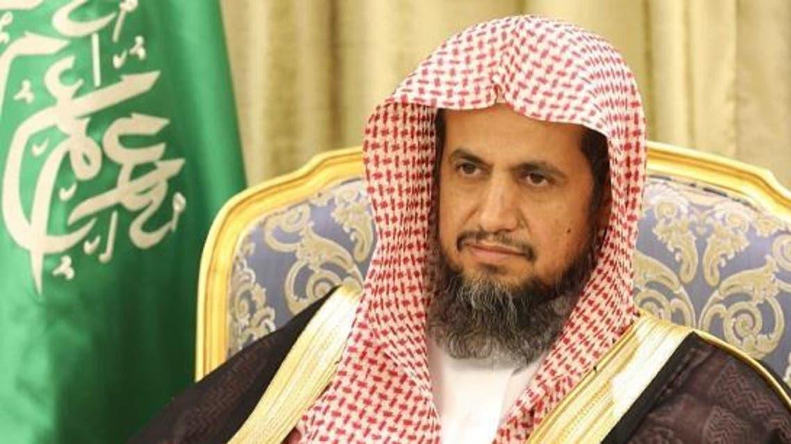 النائب العام الشيخ سعود بن عبد الله المعجب