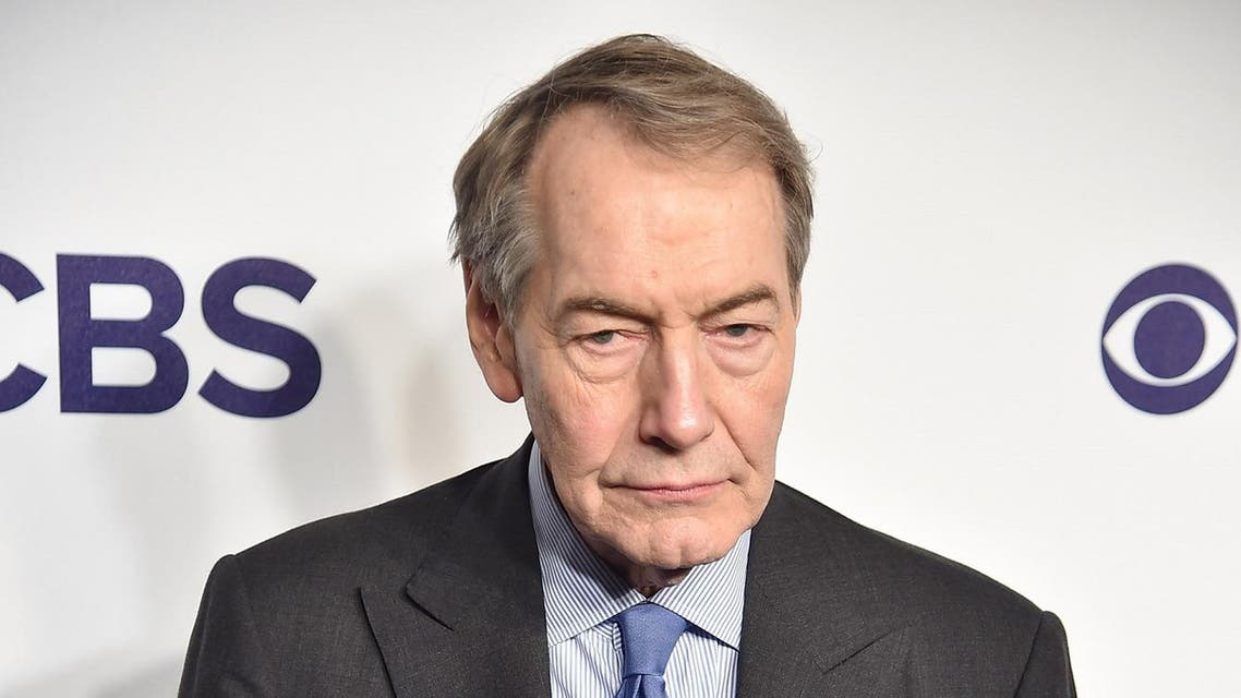 NEW YORK, NY - MAY 17: Charlie Rose attends the 2017 CBS Upfront on May 17, 2017 in New York City. Theo Wargo/Getty Images/AFP