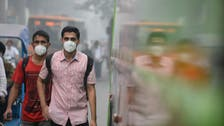 As India's capital struggles with smog, Kashmir bans burning of leaves