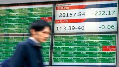 أسهم اليابان تغلق عند أعلى مستوى في شهر