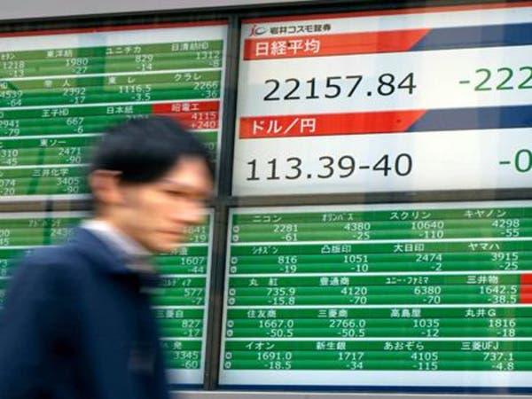 الأسهم اليابانية ترتفع أكثر من 4% بداية التداولات