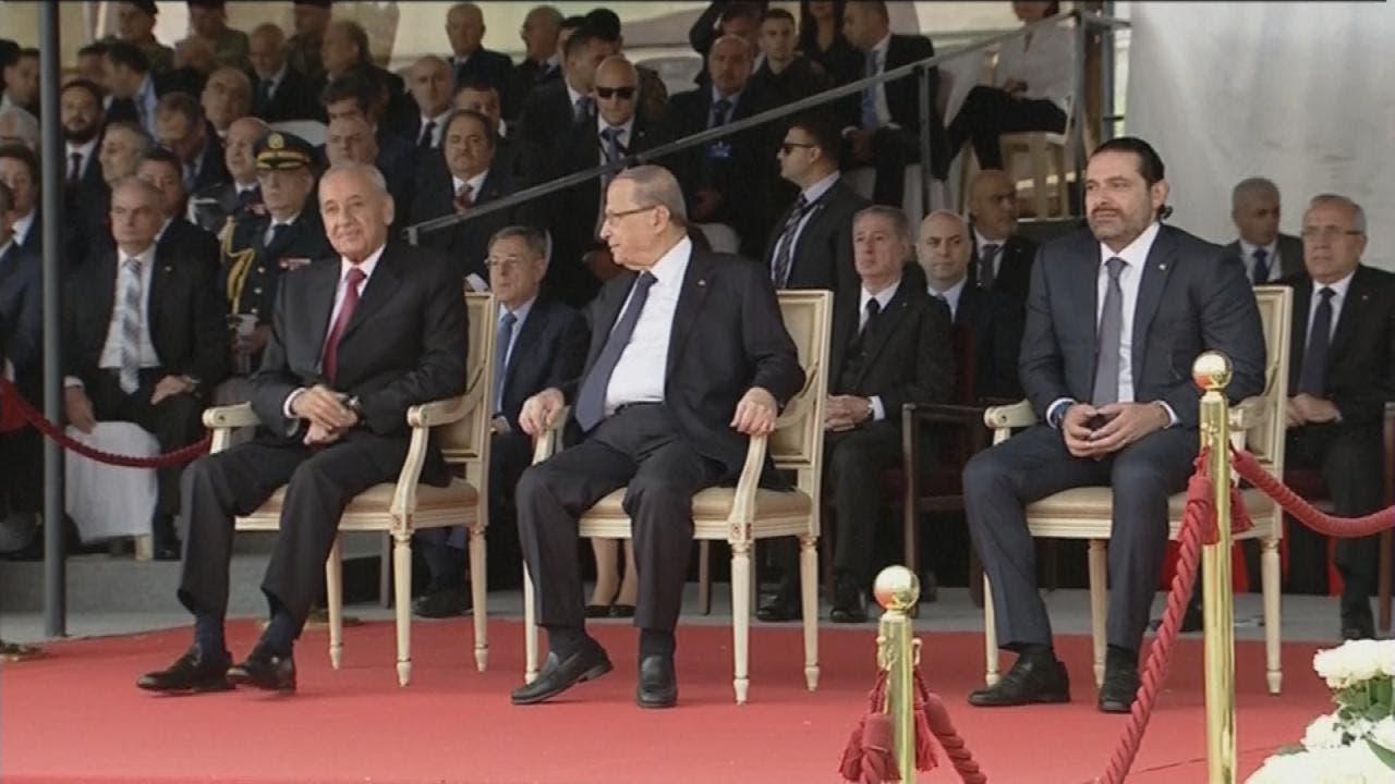 THUMBNAIL_ الحريري يشارك في احتفالات الاستقلال ببيروت