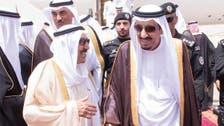 شاہ سلمان کی ٹیلیفون پر امیرکویت کی عیادت