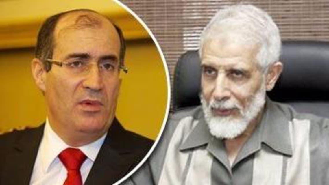 محمود عزت وجمال حشمت