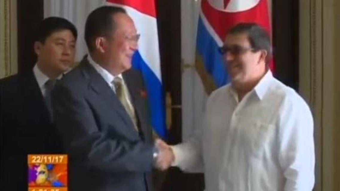 كوبا و كوريا الشمالية