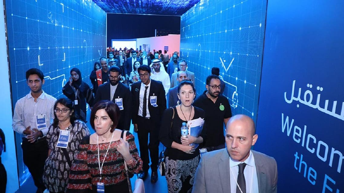 The Knowledge Summit 2017 was organized by Mohammed bin Rashid Al Maktoum Knowledge Foundation at the Dubai World Trade Centre on November 21-22, 2017. (Supplied)