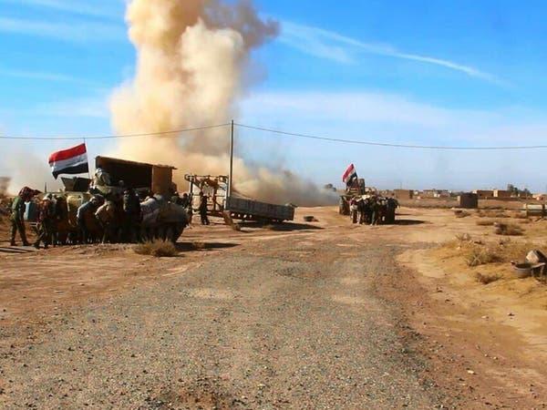 بالصور.. آخر حملة عسكرية عراقية بحدودها السورية ضد داعش