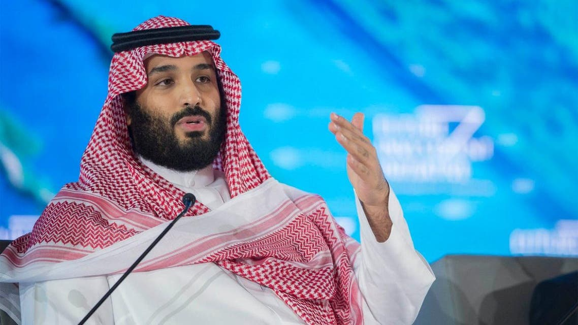 "Mohammed bin Salman said it is ""ludicrous,"" to suggest that the anticorruption campaign was a power grab. (SPA)"