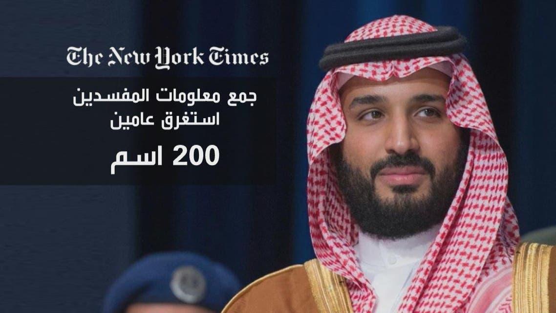 THUMBNAIL_ محمد بن سلمان: 95% من متهمي الفساد قبلوا بإعادة الأموال