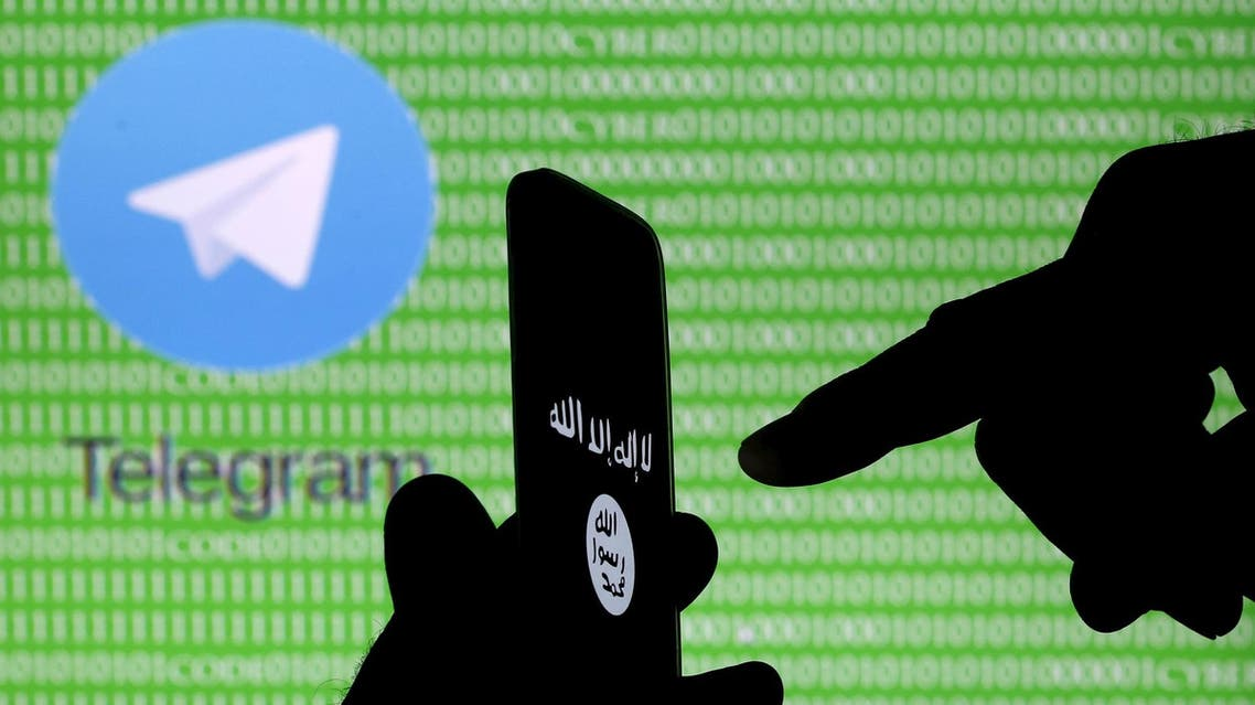 """On Wednesday, ISIS skipped its usual """"daily broadcast"""" on Telegram entirely. (Reuters)"""