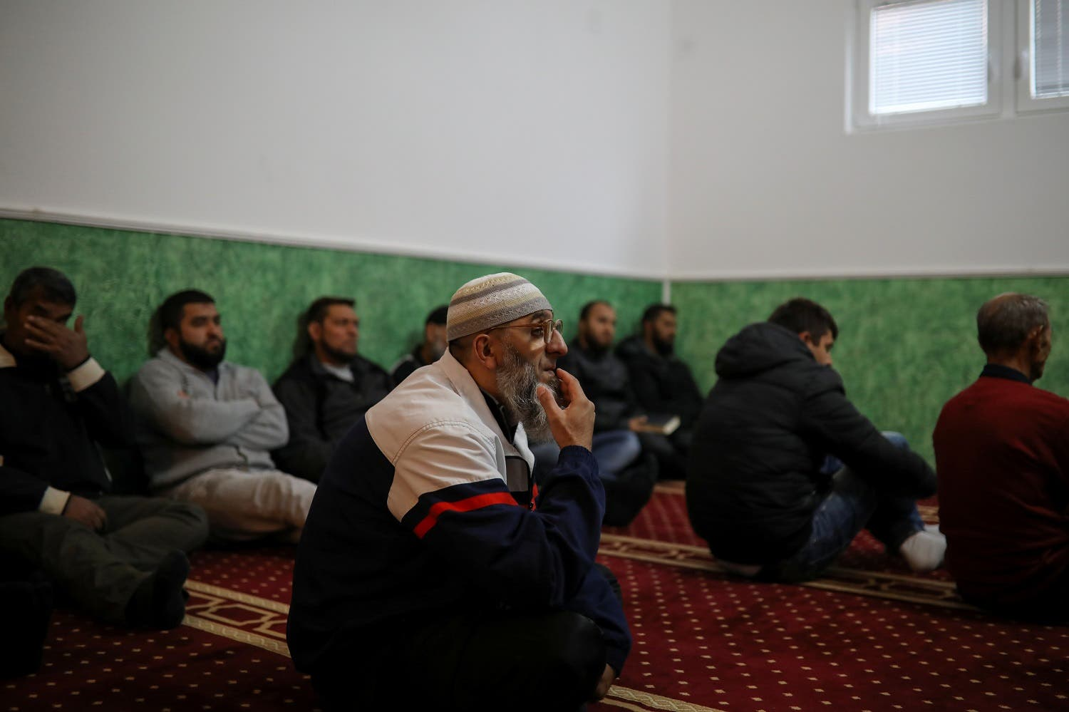With just one mosque, Belgrade's Muslims improvise