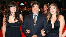 Maradona wants daughter jailed for 'stealing $4.5 million from him'
