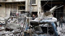 Syrian activists: 19 killed in shelling, rocket fire near Damascus