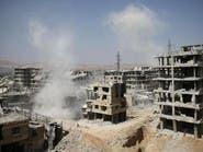 الغوطة الشرقية.. هجوم عنيف للنظام لفك الحصار عن عناصره