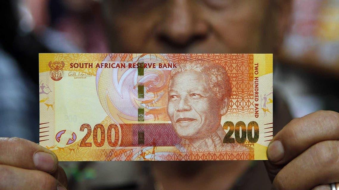 جنوب إفريقيا اقتصاد عملة