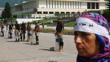 اسلام آباد میں فوج تعینات، نجی نیوز چینلز اور سوشل میڈیا کی تین ویب سائٹس تاحال بند