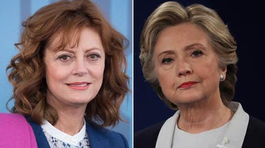 ممثلة أميركية: هيلاري كلينتون خطيرة جداً وانتهازية