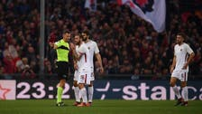 Roma's De Rossi apologizes after losing his head at Genoa