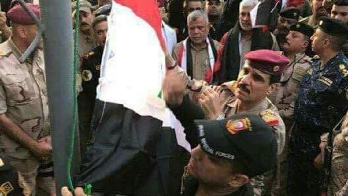 ضابط عراقي