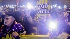 """رومانيا.. الآلاف يتحدون البرد ويحتجون ضد """"مافيا سياسية"""""""