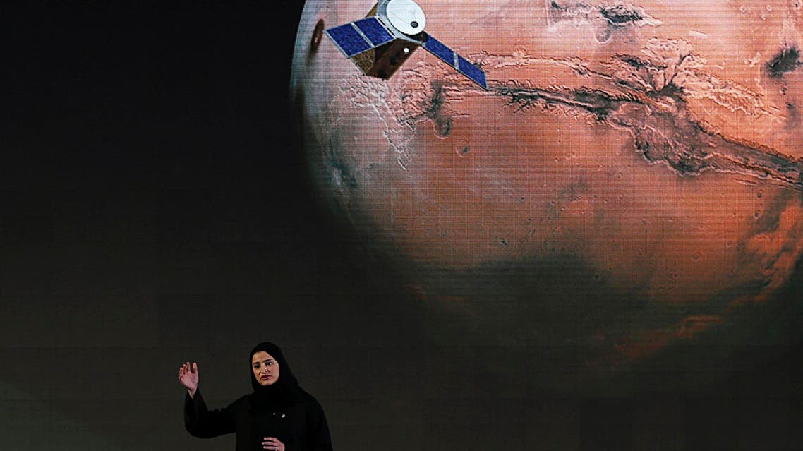 In 2020, the UAE is expected to launch its Emirates Mars Mission. (AP)