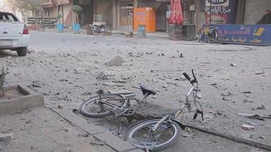 سوريا.. موسكو تقترح هدنة يومين بالغوطة الشرقية