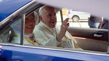 پوپ فرانسس ۳ روزہ دورے پر میانمار پہنچ گئے