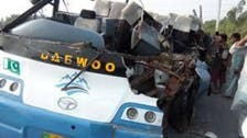 عمرہ سے لوٹنے والے خاندان کے 8 افراد حیدرآباد ٹریفک حادثے میں جاں بحق