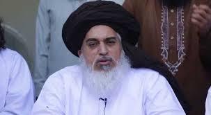 خادم حسين رضوي زعيم المعتصمين
