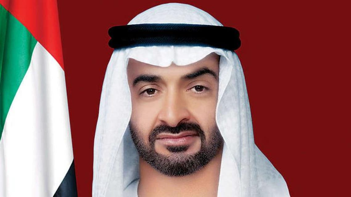 الشيخ محمد بن زايد آل نهيان ولي عهد أبوظبي نائب القائد الأعلى للقوات المسلحة