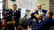 UN: Syria regime to join peace talks on Wednesday