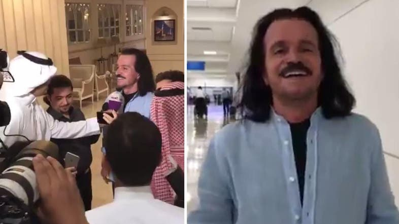 Yanni tweets on Saudi concerts: 'We are experiencing history